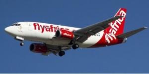 FlyAfrica plane