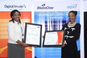 Mainone Certificates Presentation