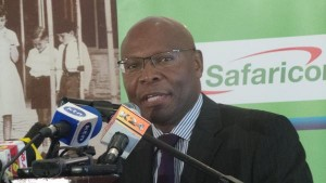 Safaricom's Director of Strategy and Innovation, Joseph Ogutu