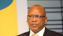 MTN Group President and CEO, Mr Sifiso Dabengwa, photo by Gift Ndolwane of CAJ News Africa