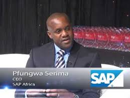 SAP Africa Chairman Pfungwa Serima