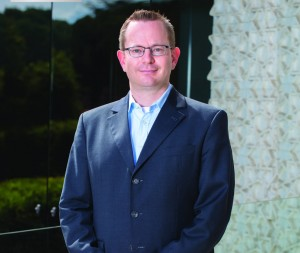 Dietmar Fauser, vice president, Architecture of Amadeus