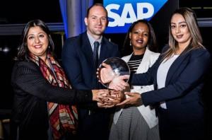 SAP Hasso Plattner Founder's Award