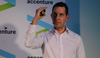 Hans Zachar - Managing Director Technology Strategy - Accenture .IMAGE -GIFT NDOLWANE