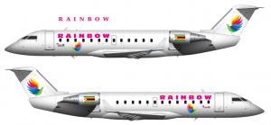 rainbow-aircraft