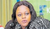 KCB Marketing Director, Angela Mwirigi