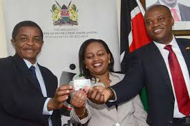 Mastercard and Huduma