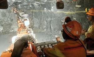 ZIMBABWE Platinum Mines (Zimplats)