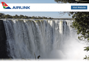 Airlink Vic Falls flights to rsume
