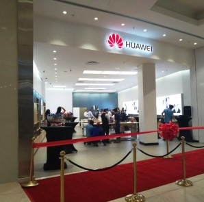 Huawei Experience Store Mall of Africa