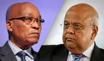 Zuma cabinet reshuffle