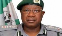 former Comptroller General of Customs, Abdullahi Dikko Inde.