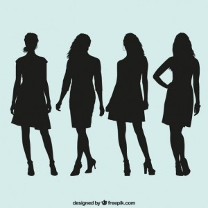 women-silhouettes