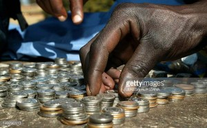 Zim coin country