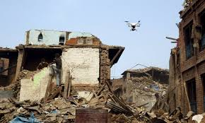 Drones to support future fire disaster management