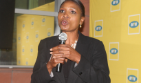MTN Foundation Programmes Manager, Judy Maluleka photo : GIFT NDOLWANE
