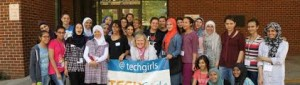 The TechGirls initiative