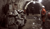 South African mine workers face bleak future