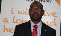 World Vision Southern African interim leader, Jean-Claude Mukadi.IMAGE : GIFT NDOLWANE