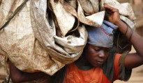 child labourer in DRC