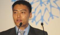Huawei SouthAfrica Deputy Chief Executive Officer, Jacky Zhang IMAGE-GIFT NDOLWANE