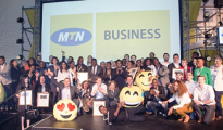 MTN AppOfTheYear2017_Winners Group Photo PNG