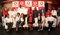Some young professionals announced as the revamped Vodacom Change the World pioneers