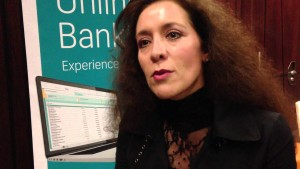 FNB CEO responsible for Points of Presence, Lee-Anne Van Zyl