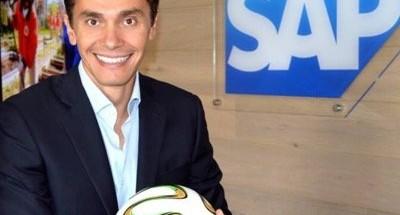 Steve Tzikakis – SAP President EMEA South