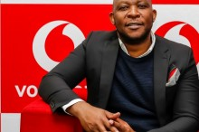 Executive Head for Vodacom Products and Services, Sabelo Mabena