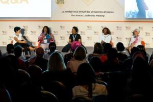African businesswomen