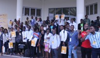 Some of the MTN Nigeria ICT and Business Skills beneficiaries