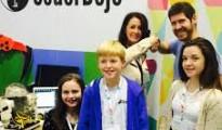 Coder Dojo youth initiative