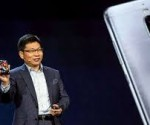 Richard Yu, the CEO of Huawei CBG