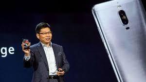 Richard Yu, the CEO of Huawei CBG