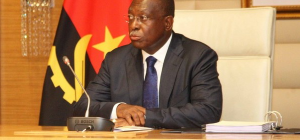 Angola's former vice president Manuel Vicente