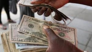 Zimbabwe black market cash dealers