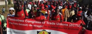 Zimbabwe Congress of Trade Unions (ZCTU) leaders arrested