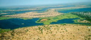 Lake Chad, photo by CAJ News Africa, Chad