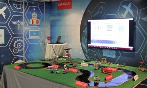 Oracle innovation hub