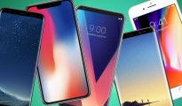 Top smartphones manufacturers in 2018