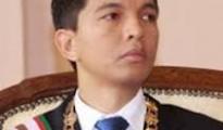 Madagascar President Andry Rajoelina