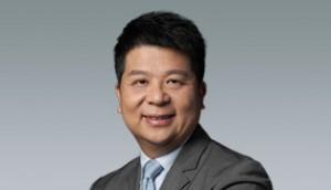 Rotating Huawei Chairman, Guo Ping