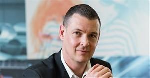 General Manager of ICTGlobe, Riaan van Stryp
