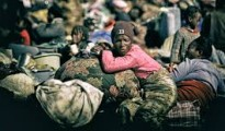 Ugly scenes of South African xenophobia, photo supplied