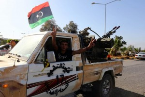 Libya civil war