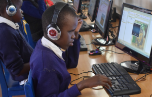 Digital learning in remotest parts of Kenya