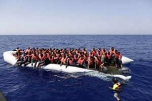 African migrants in Libya