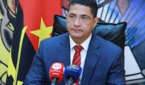 Angola minister of Energy and Water, João Batista Borges