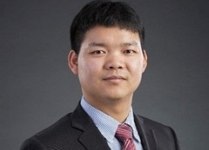 Huawei Vice-President for Southern Africa, David Chen